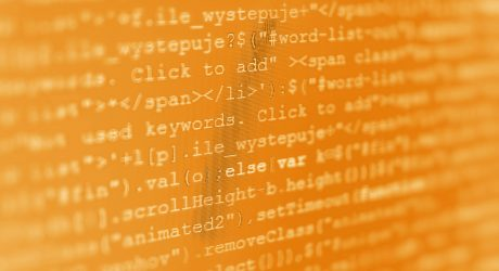 Computer source code programmer script developer. Modern technology background. Web software.